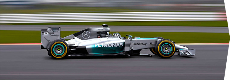Mercedes AMG World Champion