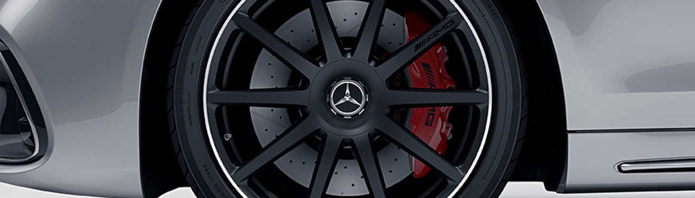 Mercedes-Benz S-Class wheel