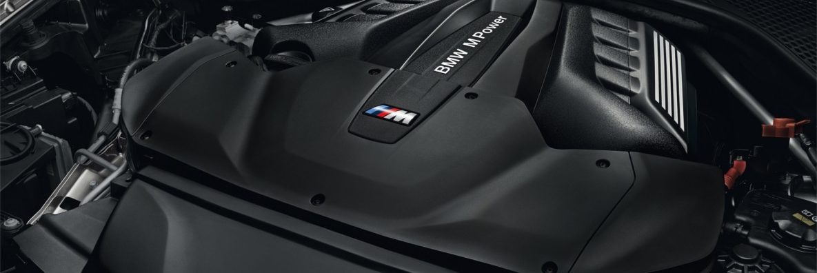 BMW M Power engine