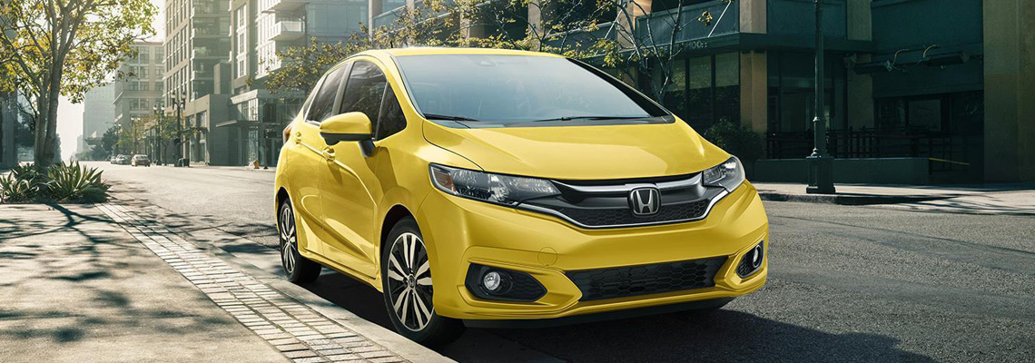 2018 Honda Fit in Vernon, BC