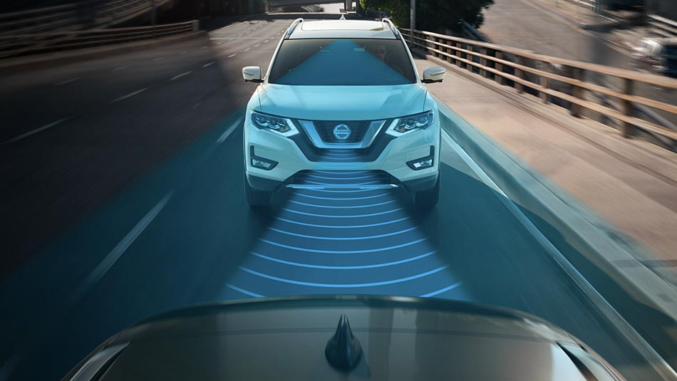 2019 Nissan Rogue heated mirrors