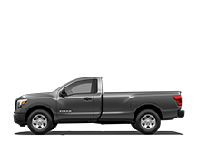 Nissan Titan Single Cab S