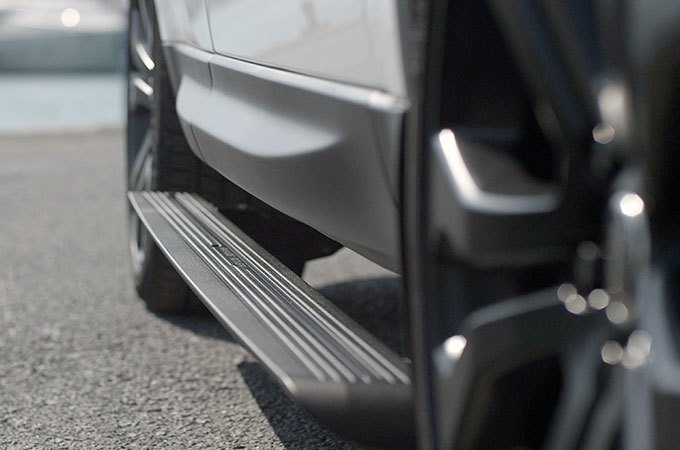 Land Rover Accessories - Exterior Running Board:Side Step