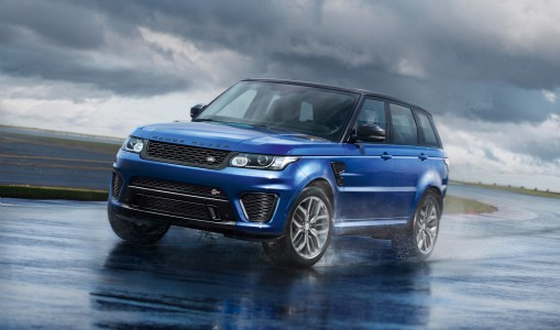 Land Rover Range Rover - Parts Offer