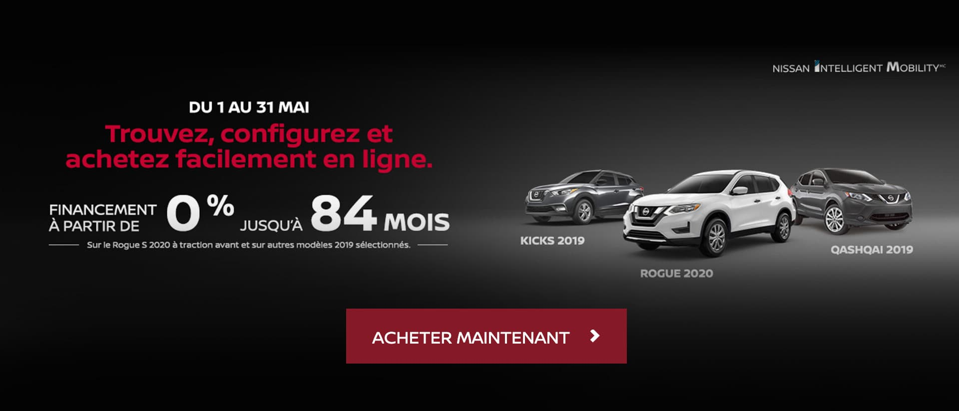 Nissan May 2020 Oem Offer Qb Fr