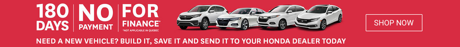 May 2020 Honda Offer Banner 68x7