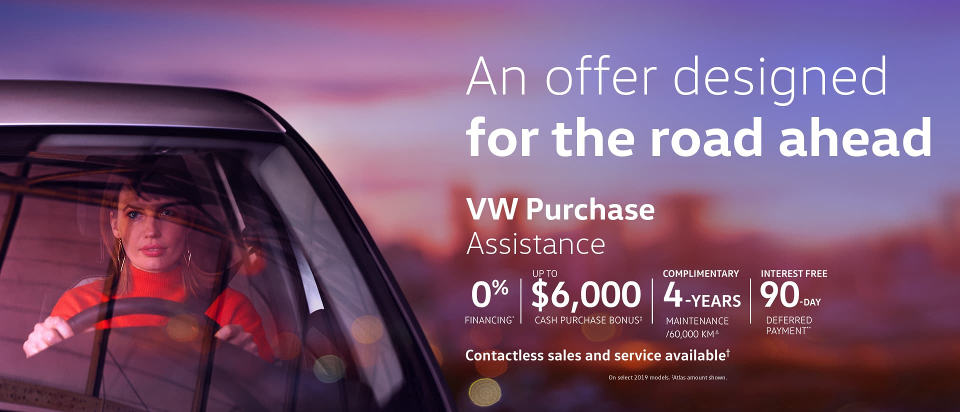 VW May Incentive