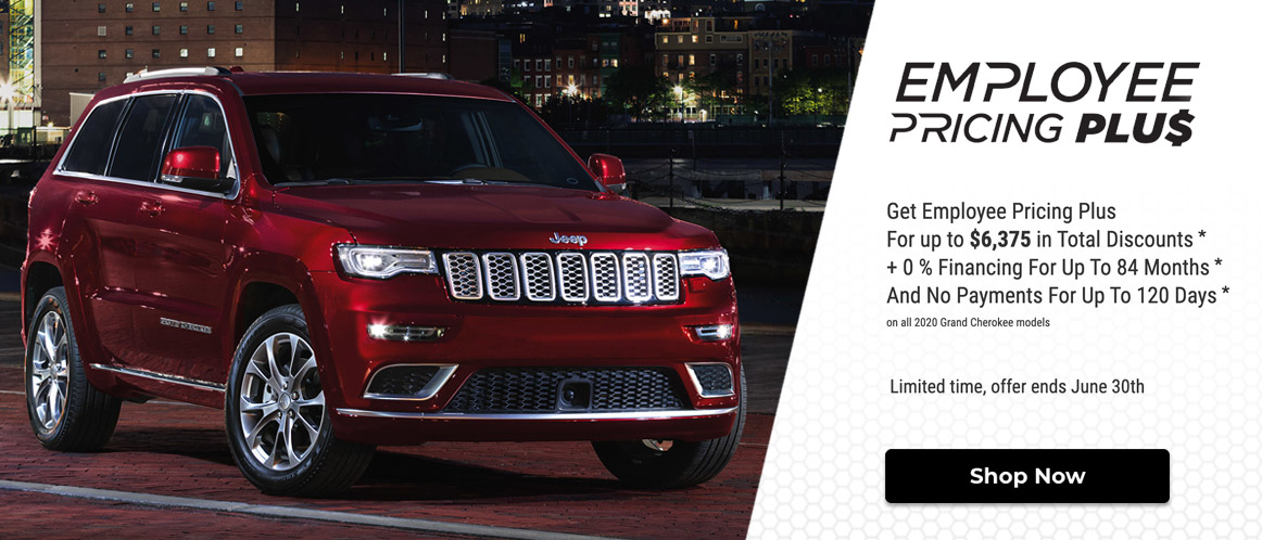 Jeep Monthly 2020 Offer Mobile