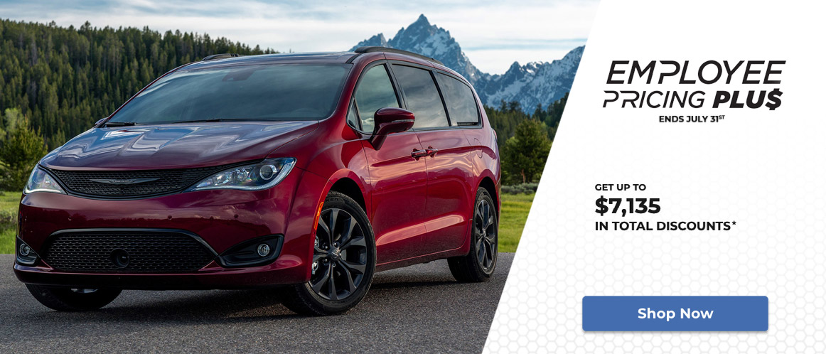 Chrysler Monthly 2020 Offer Mobile
