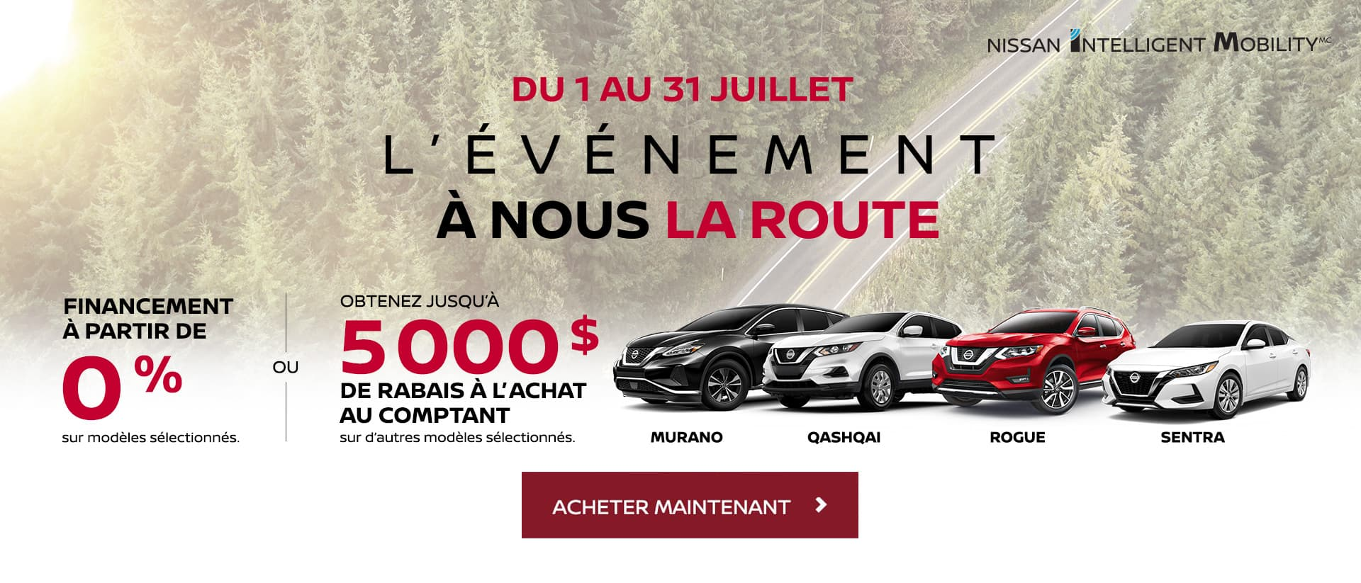 Nissan July 2020 Oem Offer Qb Fr
