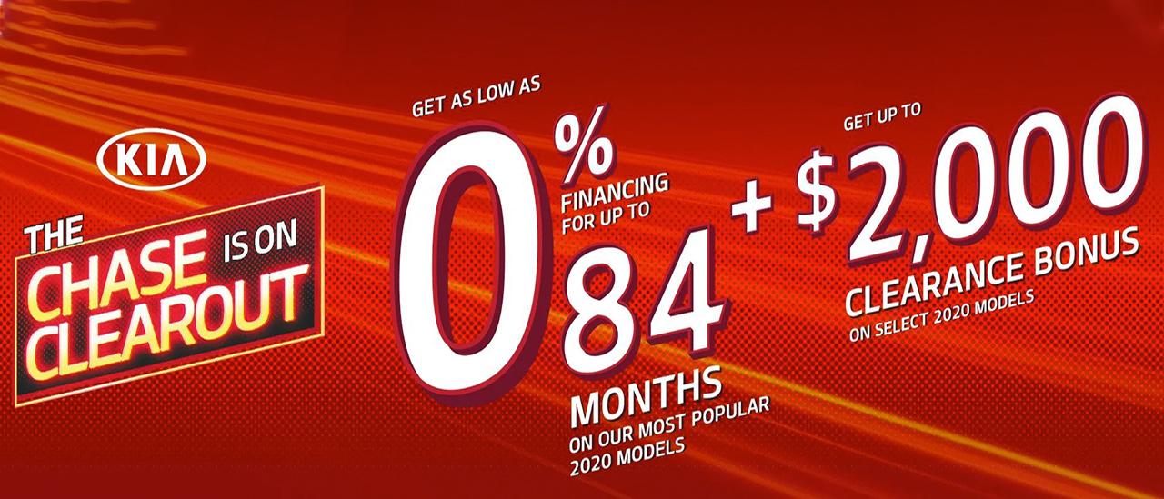 Kia Canada September Incentive