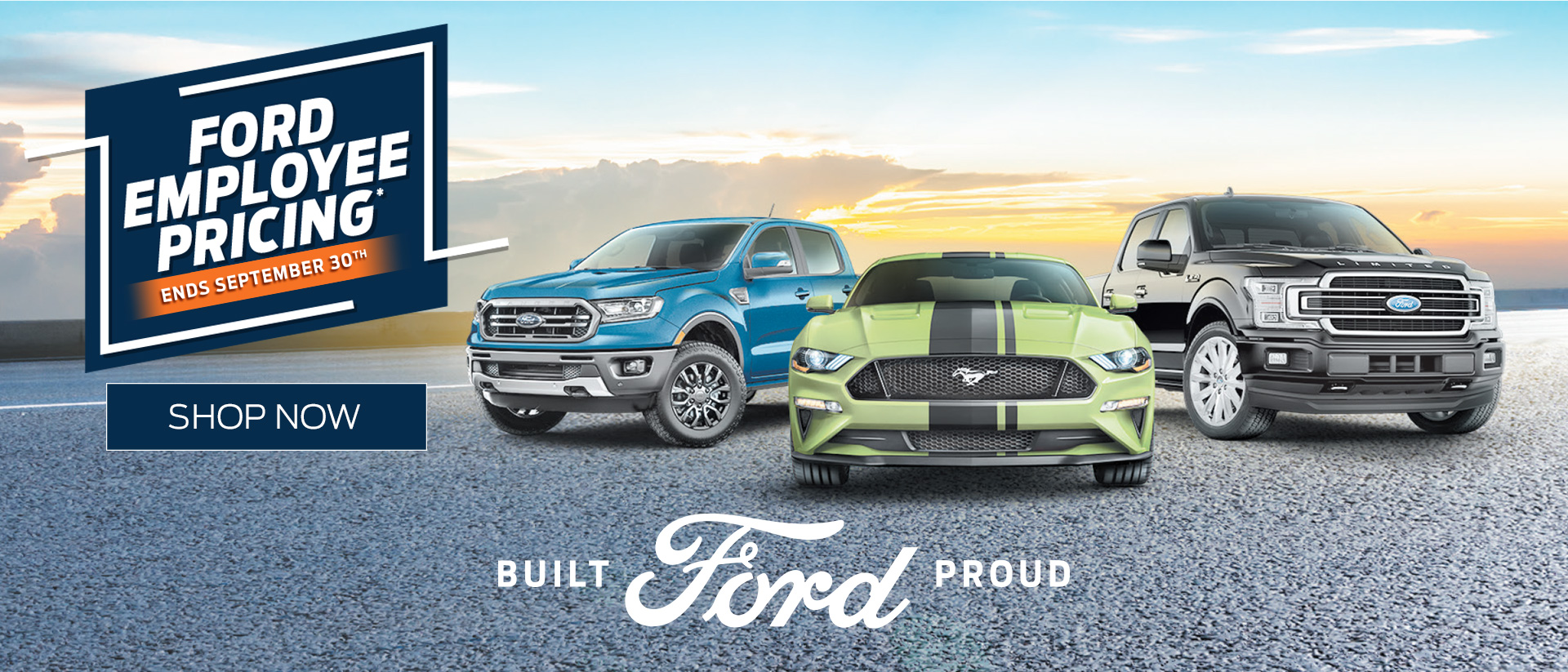 Ford 2020 August Incentive