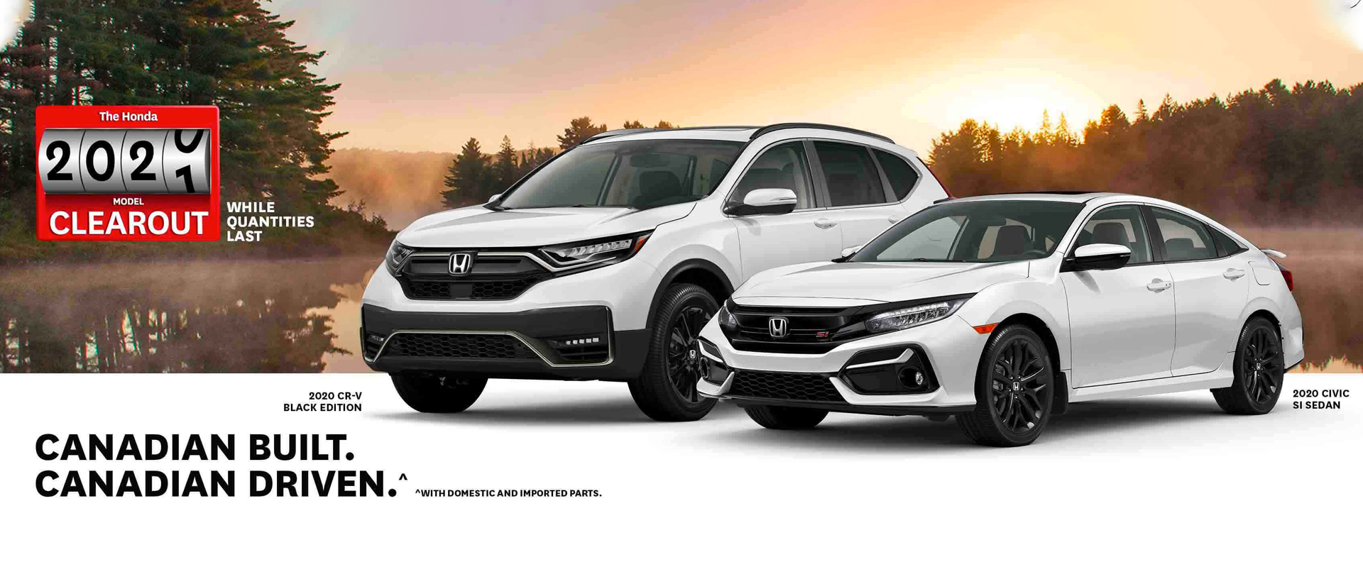 Honda September Offer