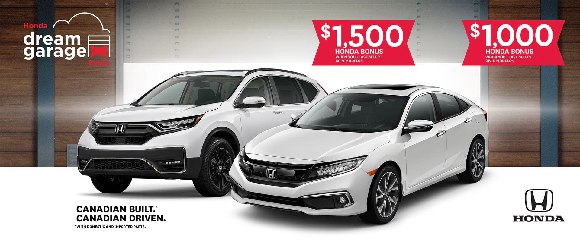 Honda Incentive Slide Jan 2021