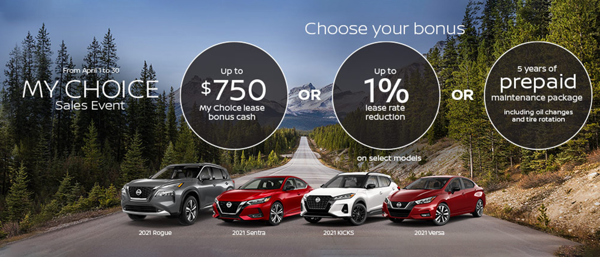 Qc En Nissan Mychoice Incentive Offer