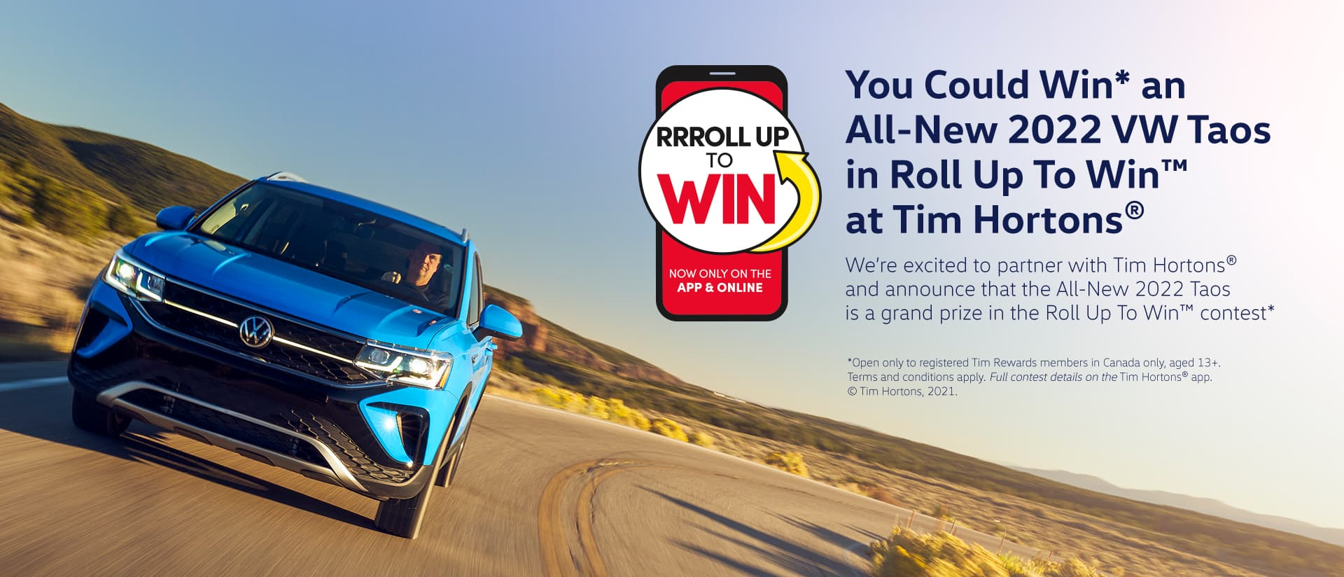 Roll Up To Win