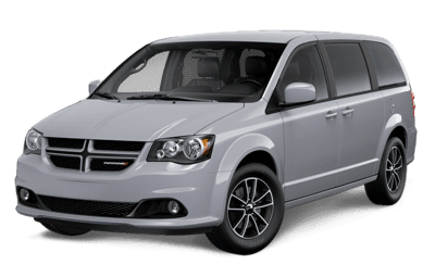 Dodge Grand Caravan GT in Billet Metallic Jellybean