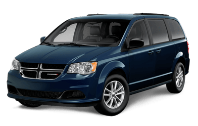 Dodge Grand Caravan SXT Plus in Indigo Blue Jellybean