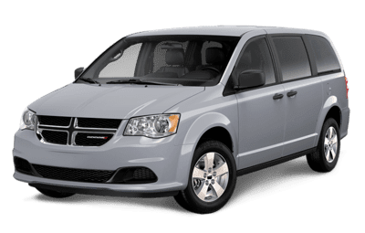 Dodge Grand Caravan SE Plus in Billet Metallic Jellybean