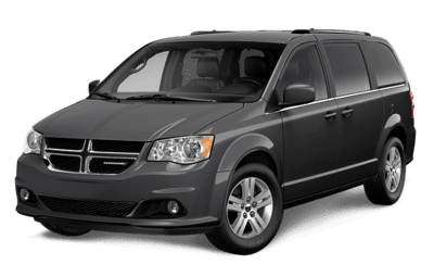 Dodge Grand Caravan Crew Plus in Granite Crystal Metallic Jellybean