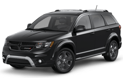 Dodge Journey Crossroad AWD in Pitch Black Jellybean