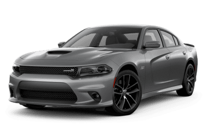 Light grey 2018 Dodge Charger RT392