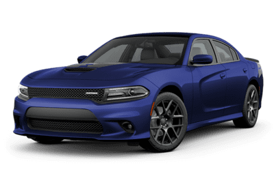 Blue 2018 Dodge Charger Daytona