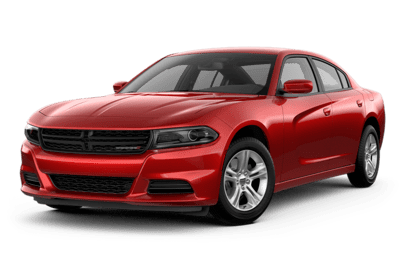 Red 2018 Dodge Charger SXT