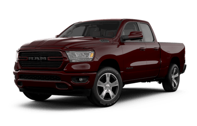 2019 RAM 1500 Sport Jellybean in Red Pearl