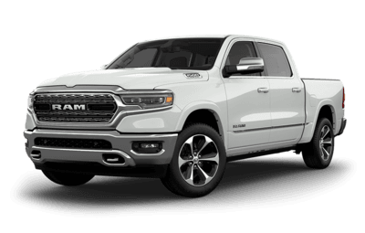 2019 RAM 1500 Limited Jellybean in Ivory Tri-Coat Pearl