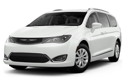 2018 Chrysler Pacifica Touring-L Jellybean in Bright White