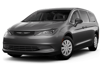 2018 Chrysler Pacifica LX Jellybean in Granite Crystal Metallic