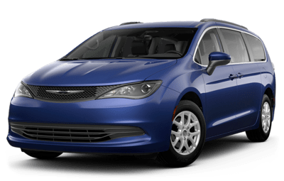 2018 Chrysler Pacifica Touring Jellybean in Jazz Blue Pearl