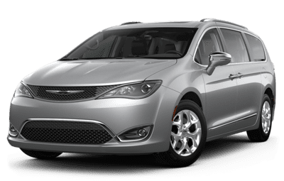 2018 Chrysler Pacifica Limited Jellybean in Billet Metallic