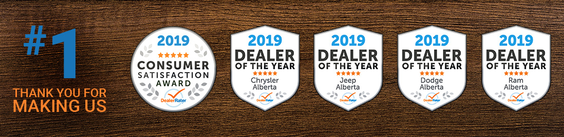 2019 Dealer Rater Awards Mobile