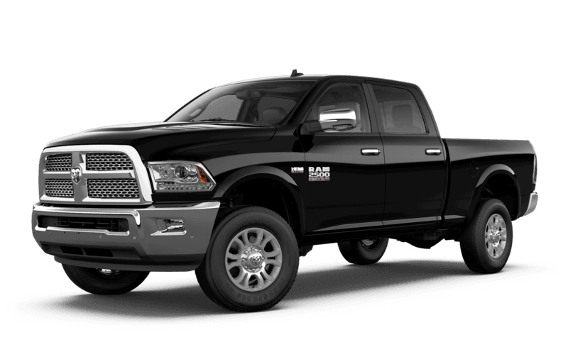 Ram 2500 Brilliant Black Crystal Pearl