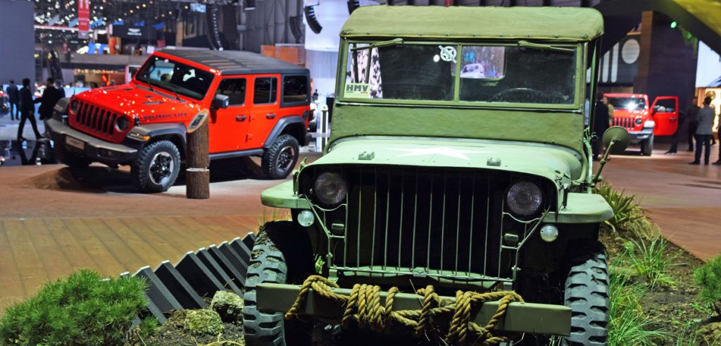 old willys MB 'jeep'