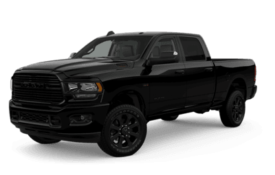 Ram Big Horn Black Edition