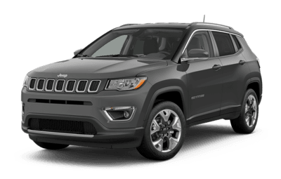 2019 Jeep Compass Limited in grey