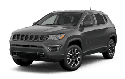 2019 Jeep Compass Upland Edition in grey