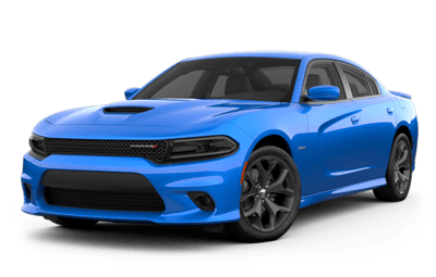 2019 Dodge Charger R/T in baby blue