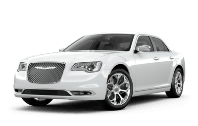 Chrysler 300 C in Silver