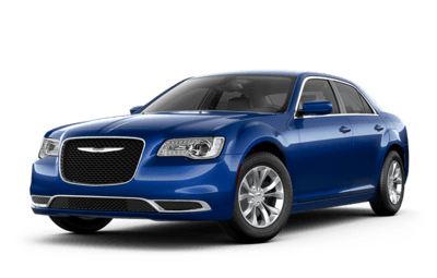 Chrysler 300 Touring in blue