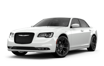 Chrysler 300 S in white