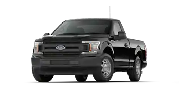 2019 Ford F-150 XL in black