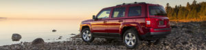 Used Jeep Patriot model in Edmonton, AB
