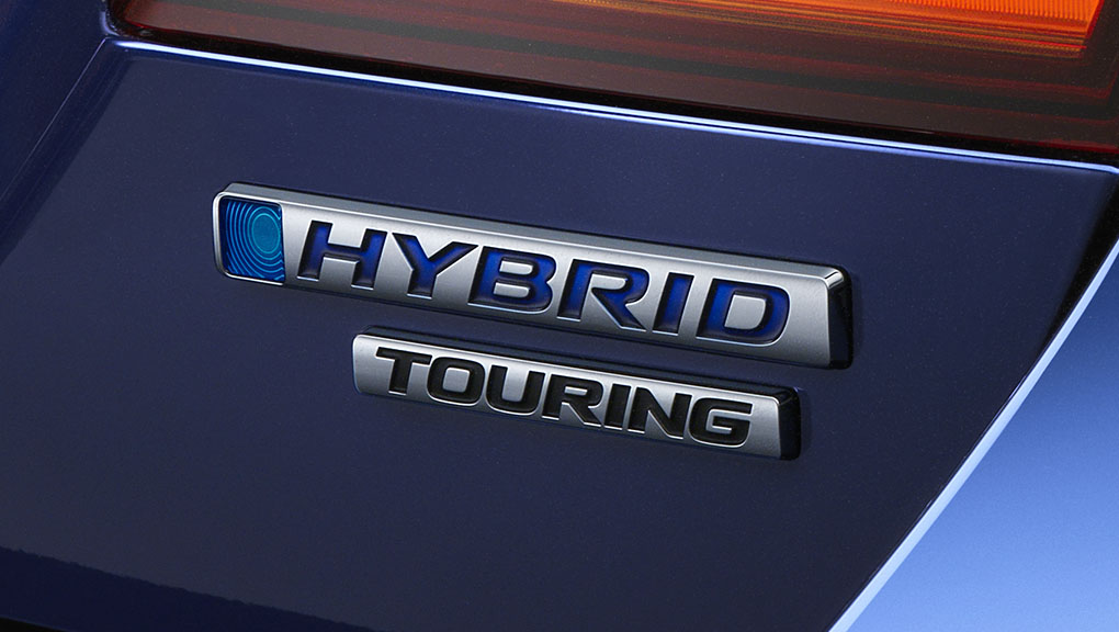 hybrid accord driving modes