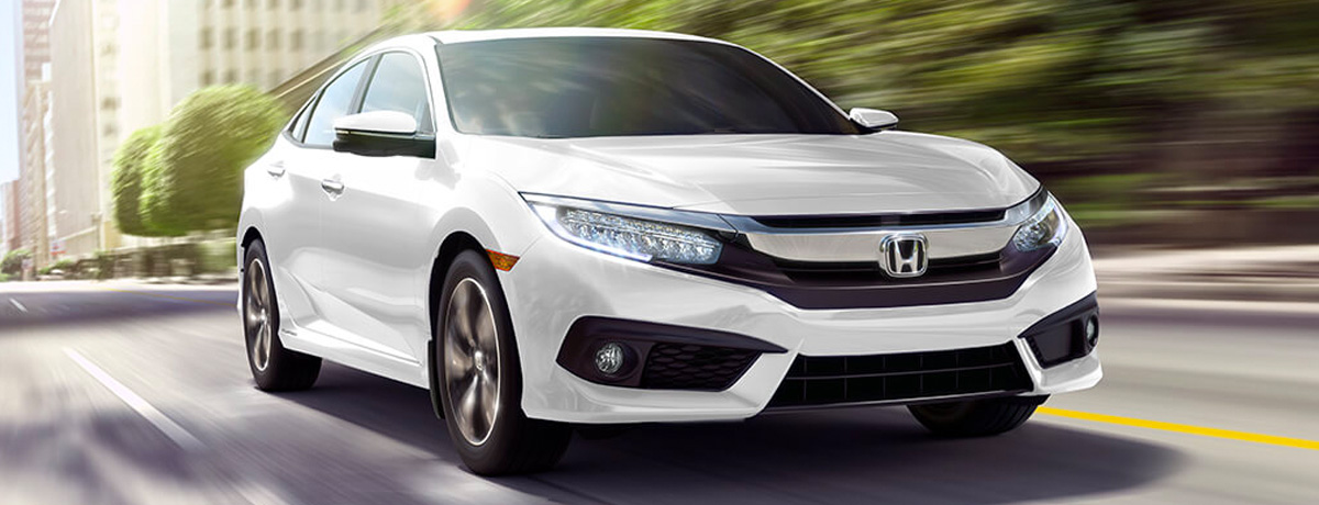 2018 Civic Brantford Honda