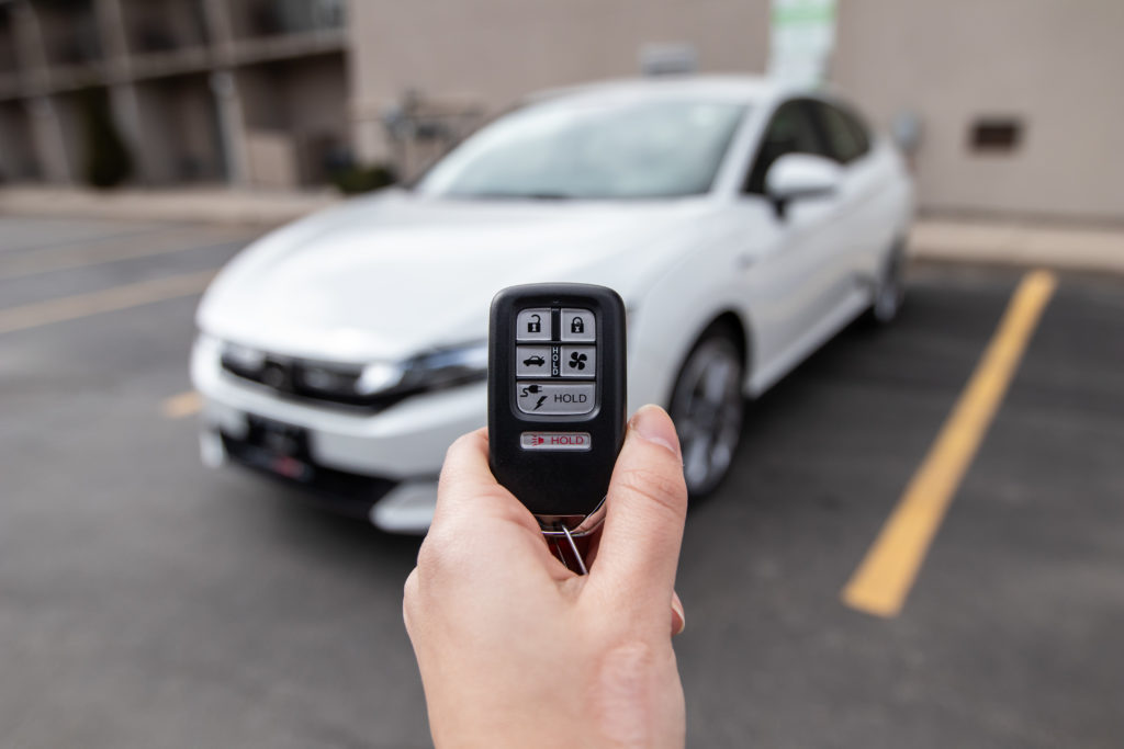 Celebrating Earth Month with the Honda Clarity