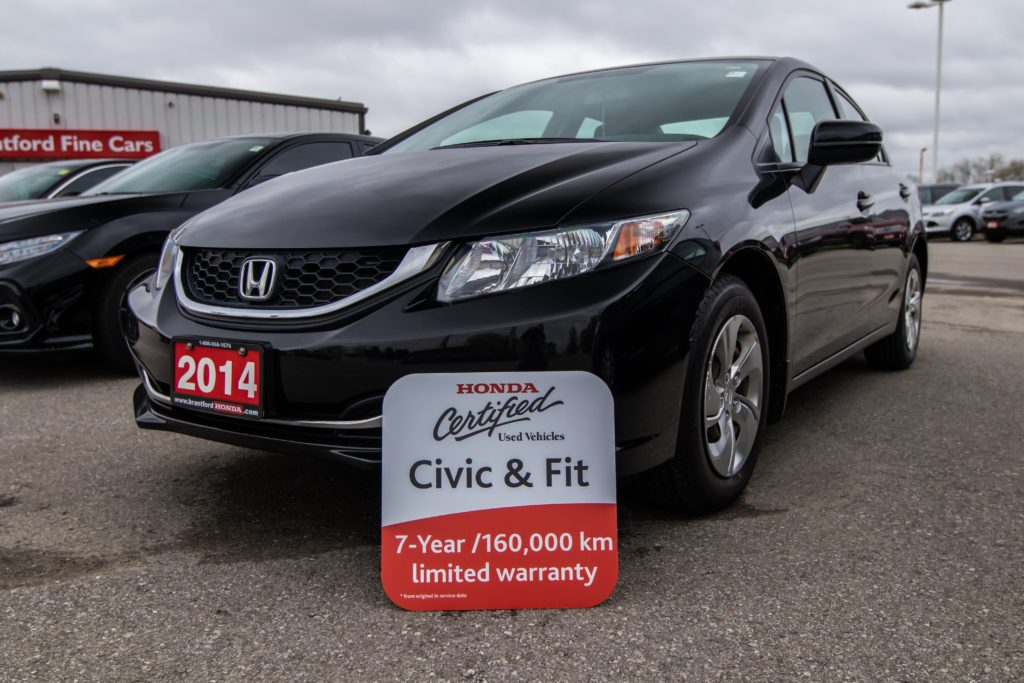 What is Honda Certified?